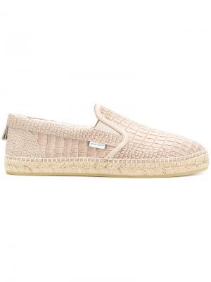 Vlad loafers Jimmy Choo. Цвет: телесный