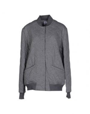 Куртка SOHO. Цвет: серый