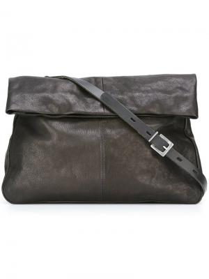 Большая сумка на плечо Pomme Ally Capellino. Цвет: коричневый