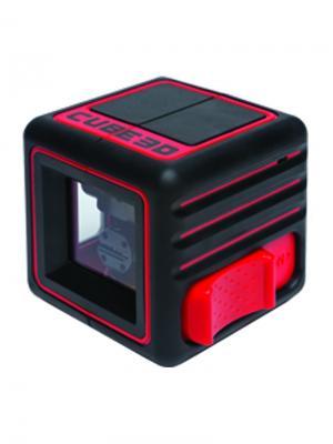 Построитель лазерных плоскостей ADA Cube 3D Professional Edition instruments. Цвет: красный