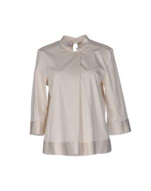 Блузка ZANETTI 1965. Цвет: бежевый