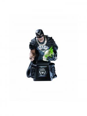 Фигурка Heroes Of The DC Universe Blackest Night - Black Hand Bust 5.5 Neca. Цвет: черный, белый, светло-зеленый