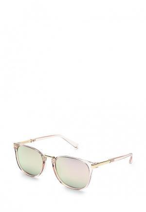 Очки солнцезащитные Mascotte. Цвет: золотой