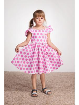 Платье Крылья L&K