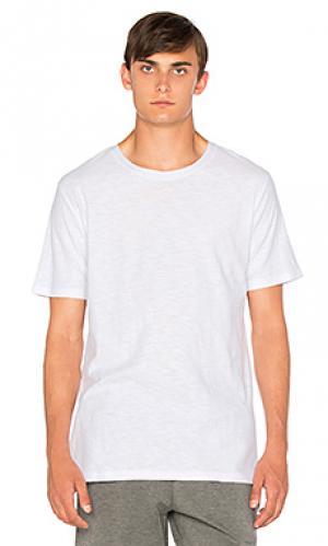 Льняная рубашка I Love Ugly. Цвет: белый