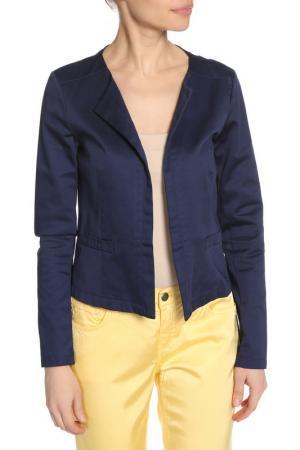 Пиджак AYFEE. Цвет: синий
