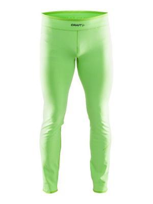 Кальсоны Craft. Цвет: зеленый