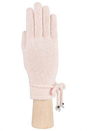 Перчатки Labbra. Цвет: розовый
