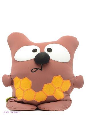 EXPETRO Игрушка-антистресс Барри Экспетро. Цвет: коричневый