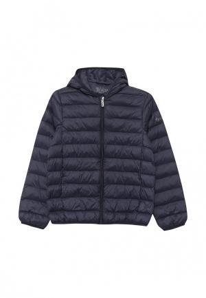 Куртка утепленная Brums. Цвет: синий