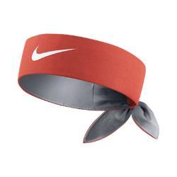 Теннисная повязка на голову  Headband Nike. Цвет: красный