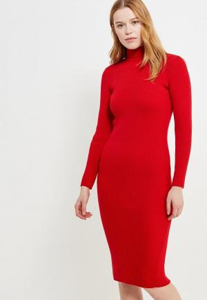 Платье Demurya Collection. Цвет: красный