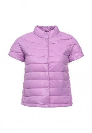 Куртка утепленная Z-Design. Цвет: фиолетовый