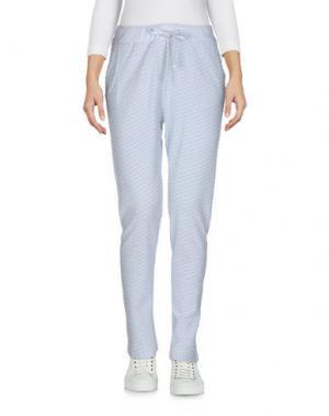 Повседневные брюки CROSSLEY. Цвет: небесно-голубой