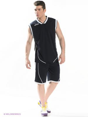 Баскетбольная форма SET MAGIC ASICS. Цвет: темно-синий