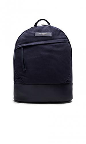 Рюкзак kastrup WANT Les Essentiels. Цвет: синий