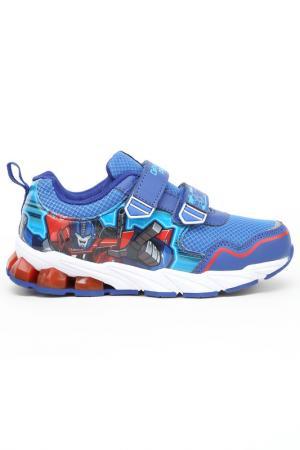 Кроссовки Transformers. Цвет: синий
