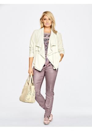 Моделирующие брюки ASHLEY BROOKE by Heine. Цвет: розовый