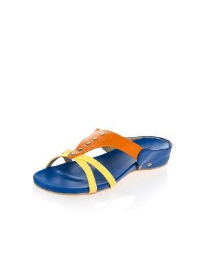 Сабо Zenden. Цвет: оранжевый