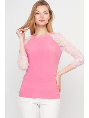 Кофточка Limonti. Цвет: розовый