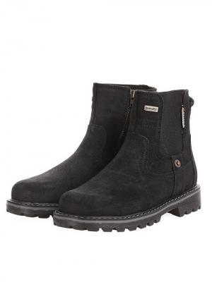 Ботинки Richter. Цвет: черный