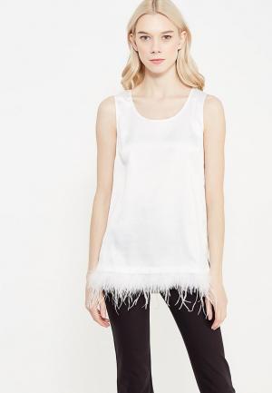 Топ Liu Jo Jeans. Цвет: белый