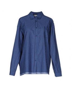Pубашка SONIA DE NISCO. Цвет: лазурный