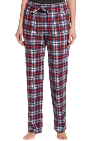 Пижамные брюки American Apparel. Цвет: william flannel
