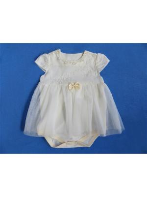 Боди - платье короткий рукав Soni kids