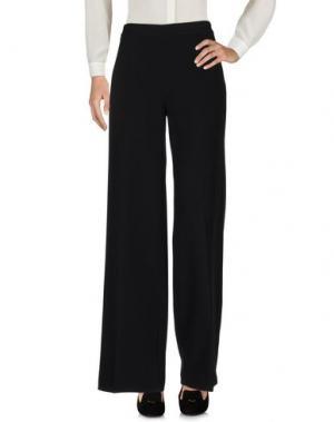 Повседневные брюки AMONREE. Цвет: черный