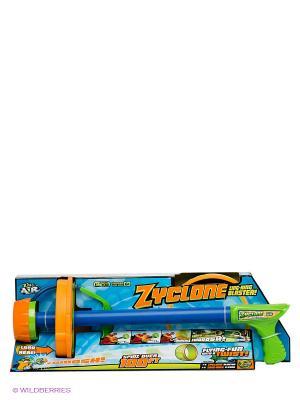 Кольцемет Zyclone ZING. Цвет: синий, зеленый