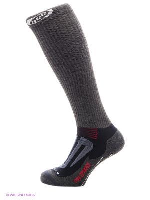 Носки BBB. Цвет: серый