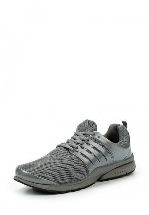 Кроссовки WS Shoes. Цвет: серый