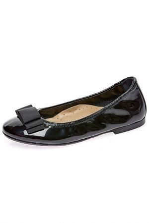 Туфли Eli. Цвет: черный