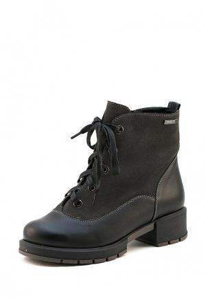 Ботинки Jeleni. Цвет: коричневый