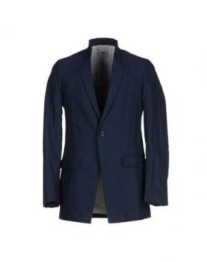 Пиджак CHOICE NICOLA PELINGA. Цвет: грифельно-синий