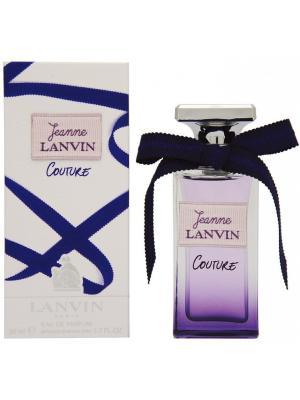 Jeanne Couture lady, Парфюмерная вода, 50 мл LANVIN. Цвет: белый, фиолетовый