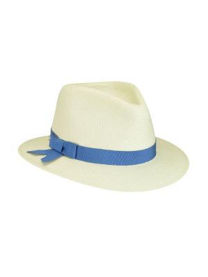 Шляпа Betmar. Цвет: белый
