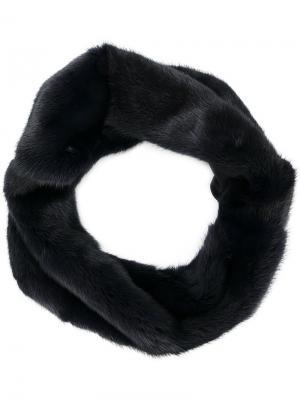 Bellini scarf Inès & Maréchal. Цвет: синий