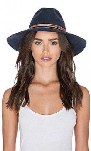 Шляпа clasico Artesano. Цвет: уголь