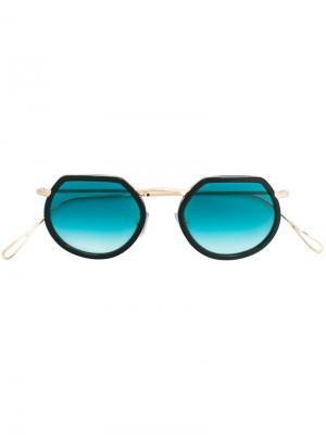Солнцезащитные очки Pierre Kyme. Цвет: чёрный