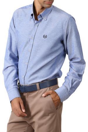 Рубашка Dewberry. Цвет: dark blue