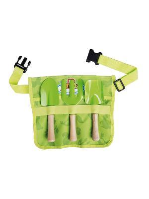 Набор садовых инструментов Esschert Design. Цвет: зеленый