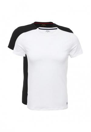 Комплект футболок 2 шт. Polo Ralph Lauren. Цвет: разноцветный