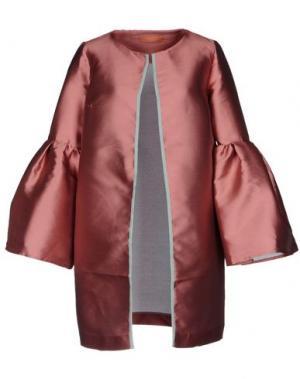 Легкое пальто MACRÍ. Цвет: пастельно-розовый