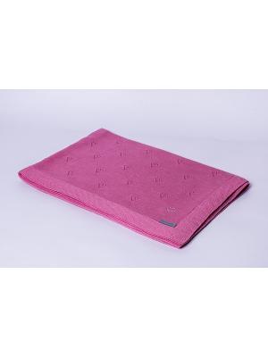 Пледы детские Farfalla. Цвет: розовый