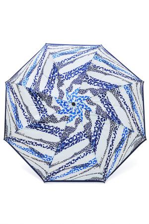 Зонт Ferre Milano. Цвет: голубой