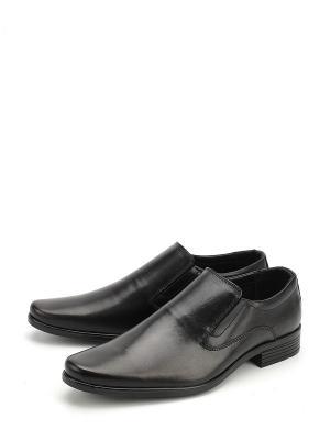Туфли Rooman. Цвет: черный
