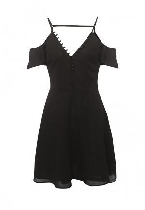 Платье Influence. Цвет: черный