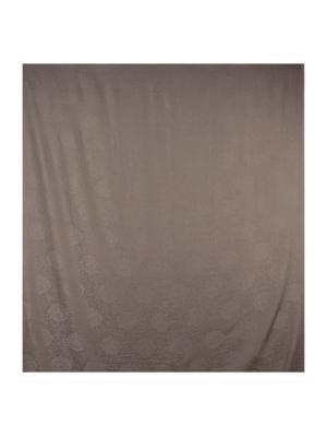 Платок Lorentino. Цвет: коричневый